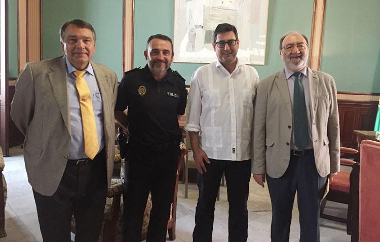 Un compromiso de la Escuela de Seguridad Pública de Andalucía por perfeccionar el conocimiento de la Policía Local