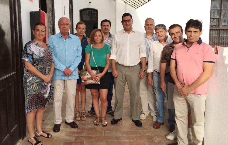 Cinco convenios de colaboración para fomentar las tradiciones de Utrera