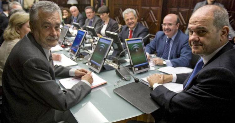 Un utrerano presidirá el juicio contra Chaves y Griñán