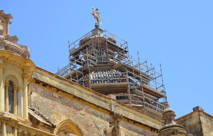 La iglesia de Santiago recuperará sus elementos ornamentales