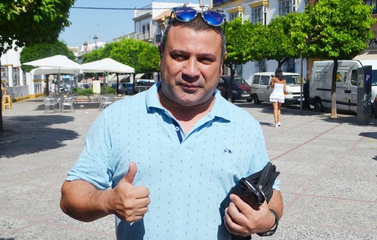 Javier Campanario (exboxeador): «Me están haciendo la vida imposible desde el Ayuntamiento de Utrera»