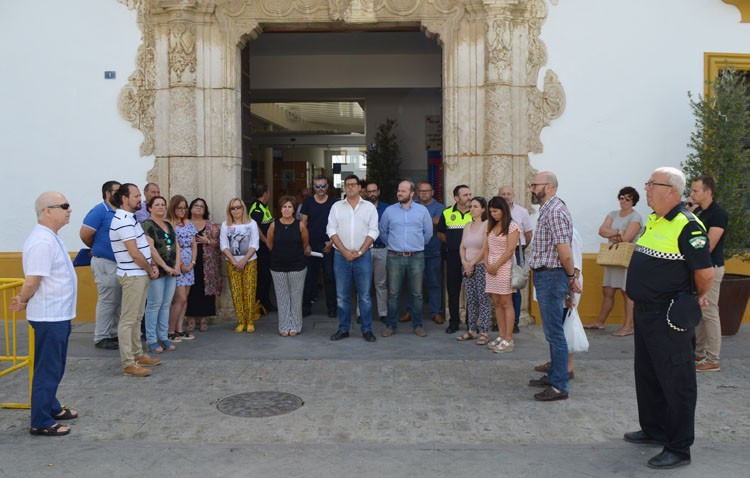 Utrera rinde homenaje a Miguel Ángel Blanco