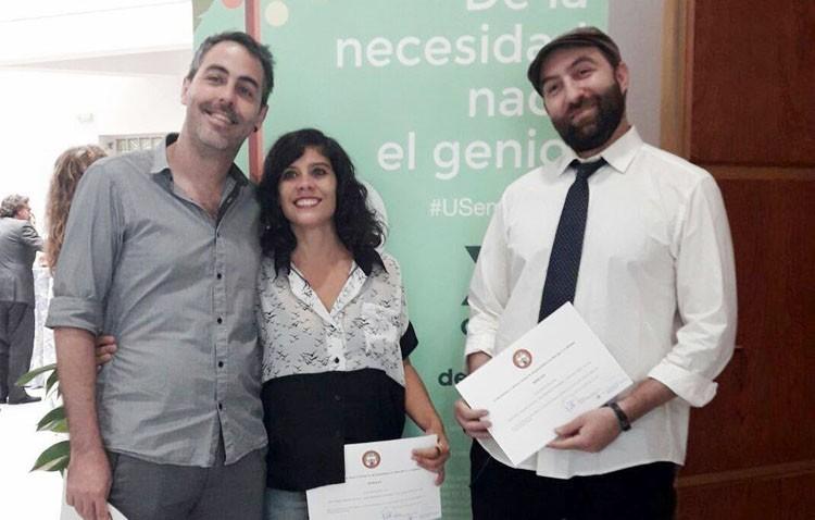 Un proyecto con acento utrerano premiado por la Universidad de Sevilla