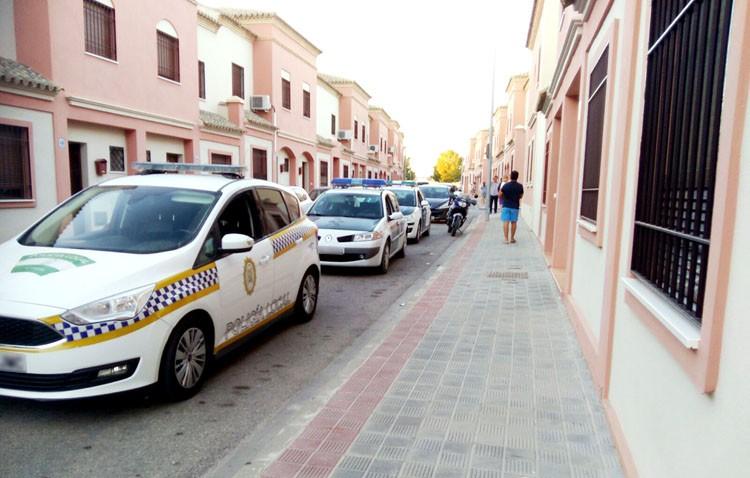 Nuevos incidentes con ocupas en Vistalegre y La Fontanilla