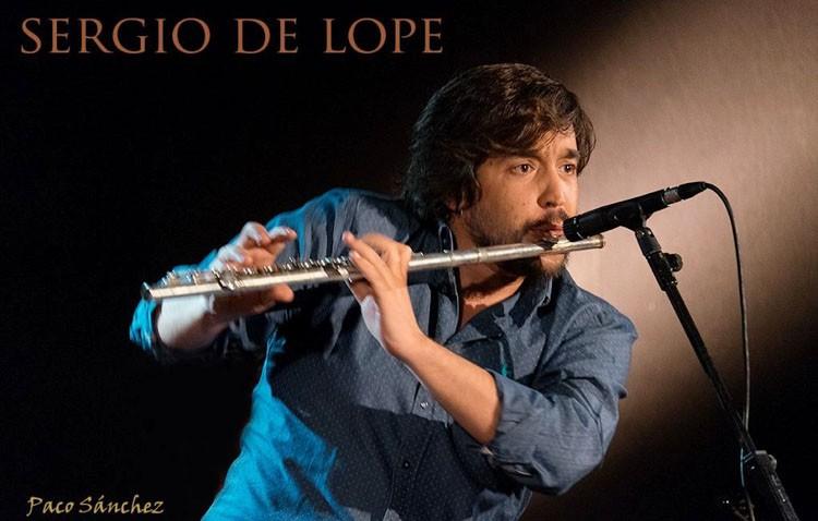 Noche de flamenco en «Utrera Suena» con el «Fifty fifty» de Sergio de Lope