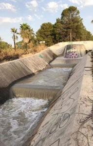 torre del aguila - trasvase agua canal 1