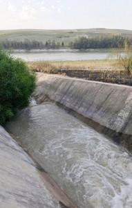 torre del aguila - trasvase agua canal 3