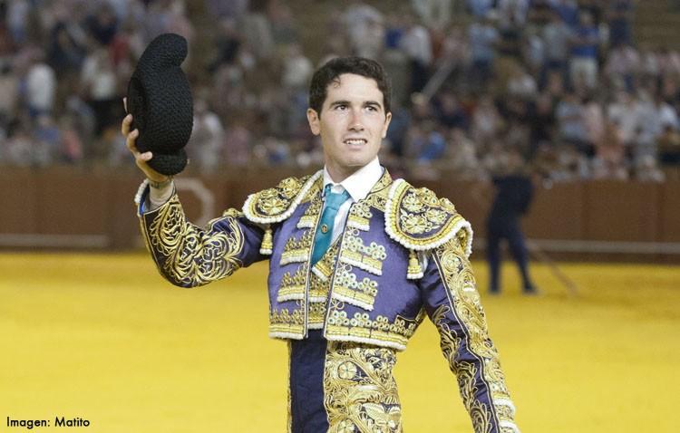 El novillero utrerano Daniel Araujo inicia su temporada en Ávila