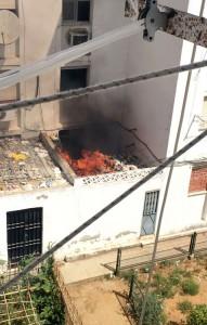 incendio piso barriada la paz 2