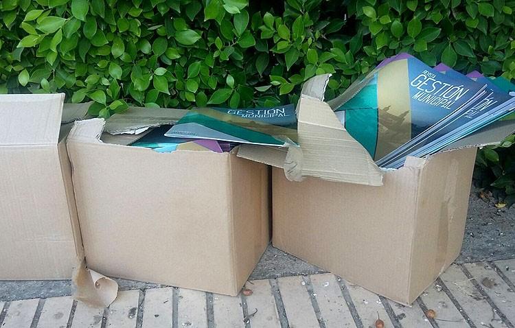 El PA denuncia el «derroche del dinero de los utreranos» con revistas «que ensalzan la labor del gobierno tiradas por cajas»