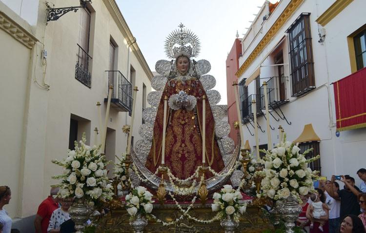 Cultos en honor a la Virgen de la Mesa