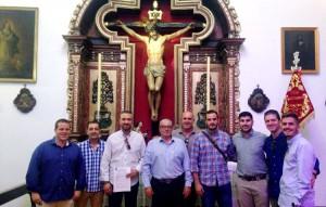El Jueves Santo sonarán acordes de Vélez-Málaga