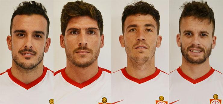 El C.D. Utrera, presente en la primera convocatoria de la selección andaluza de fútbol