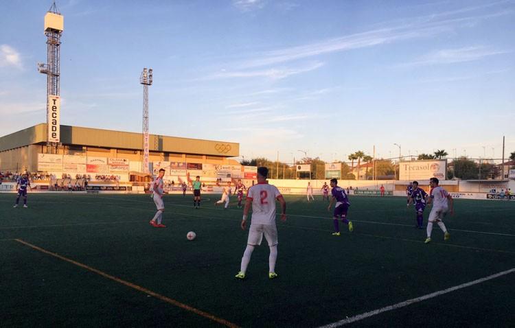 C.D. UTRERA 1 – 1 CIUDAD DE LUCENA: Un empate que sabe a derrota