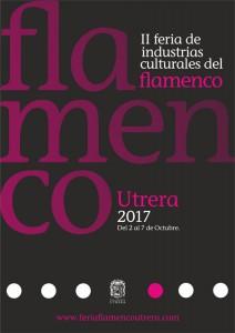 feria industrias culturales flamenco 2017 cartel 1