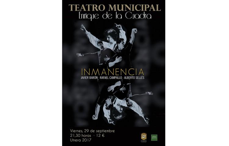 Noche de baile flamenco con Javier Barón, Rafael Campallo y Alberto Sellés