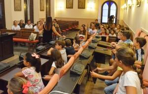 Los afectados llevaron sus reivindicaciones al ayuntamiento de Utrera