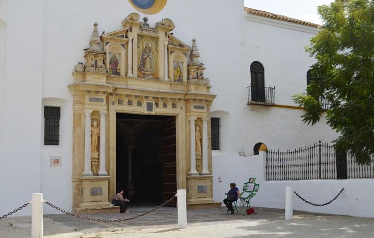 El santuario de Consolación reorganiza su horario de apertura tras las fiestas patronales