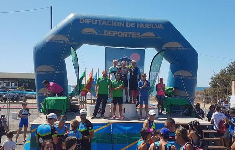 El Club Utrera Acuática participa en el Campeonato de Andalucía Sprint