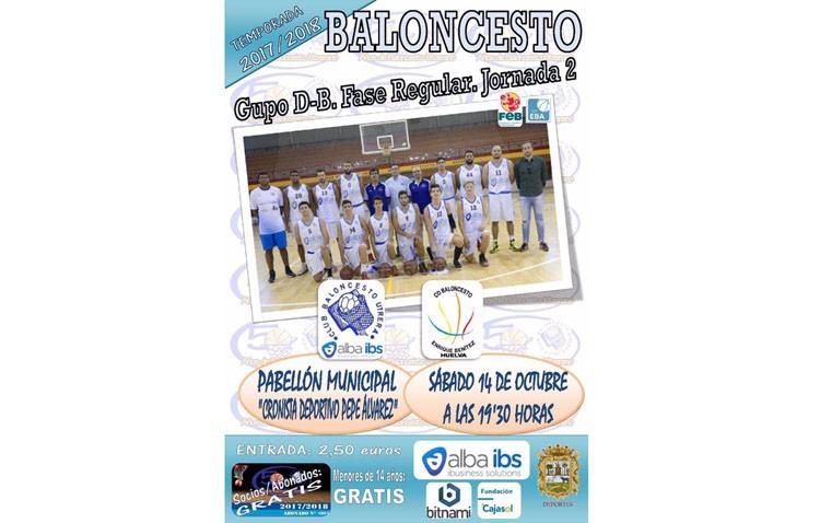El Club Baloncesto Utrera – CD Baloncesto Enrique Benítez: A mantener el liderato