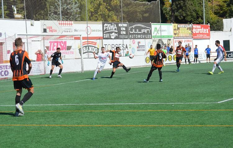 C.D. UTRERA 0 – 0 UNIÓN BALOMPÉDICA LEBRIJANA: Un fortín sin gol