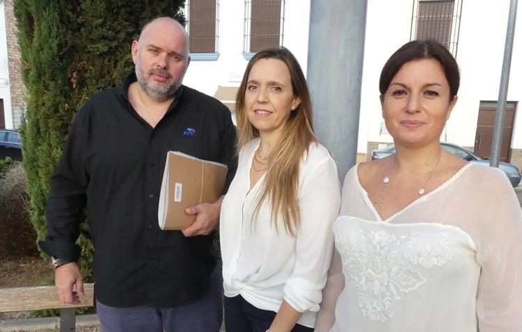 María Elena Puerto, nueva presidenta de Censur