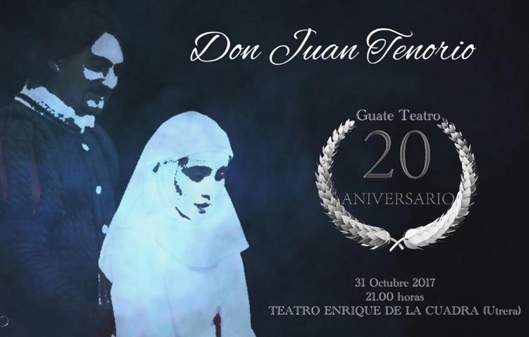 Cita con la tradición en el teatro de Utrera de la mano de «Don Juan Tenorio»
