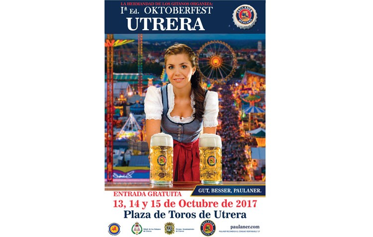La hermandad de los Gitanos organiza la popular fiesta de la cerveza «Oktoberfest»