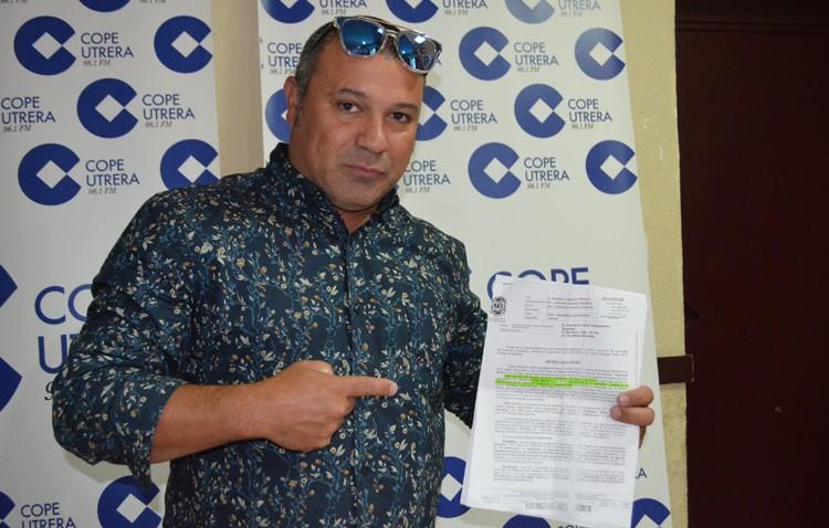 El Ayuntamiento impone 30.000 euros de multa a un utrerano por un evento mientras el gobierno local se salta la normativa (AUDIO)
