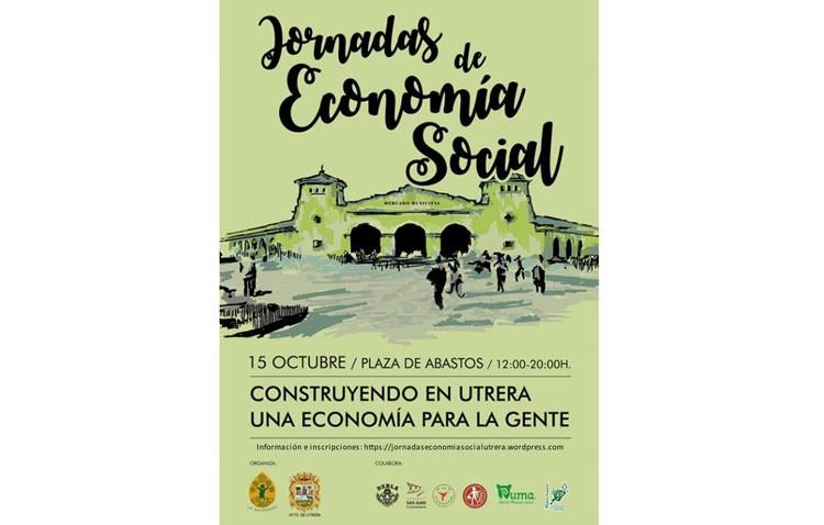 Jornada sobre economía social en Utrera