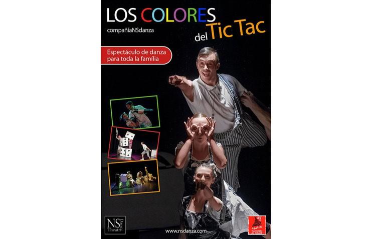 Mañana de domingo con una propuesta de danza contemporánea y teatro gestual para toda la familia