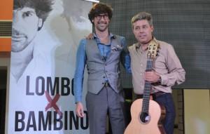 Manuel Lombo y Pedro Sierra