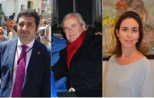 Francisco Pérez Ropero, Enrique Montoya «Candela» y María Luisa Tagua Santiago