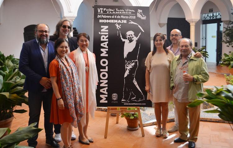El «Tacón Flamenco» dedicará su sexta edición al coreógrafo Manolo Marín