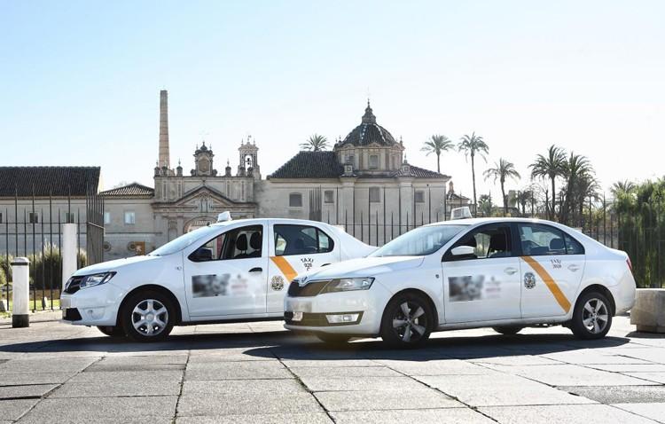 Tres meses de prisión e inhabilitación para los taxistas de Sevilla que persiguieron y agredieron a compañeros de Utrera