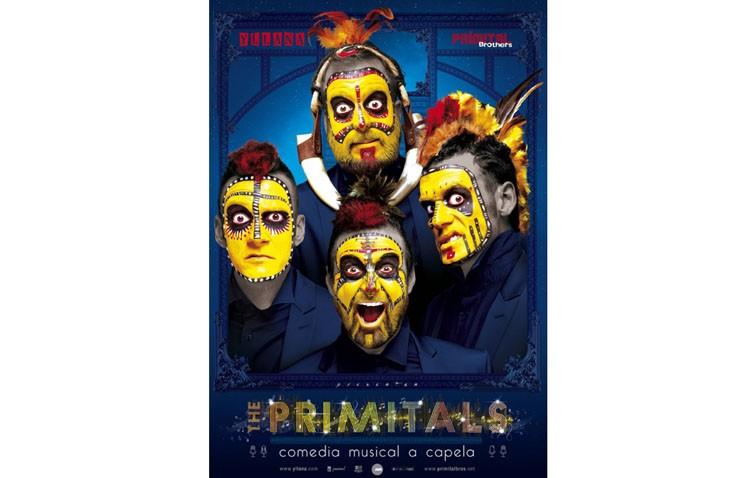 Una noche de comedia musical en el teatro de Utrera con «The Primitals»