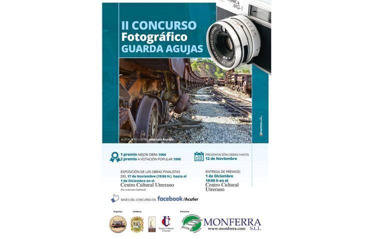 Acufer convoca un concurso de fotografía ferroviaria