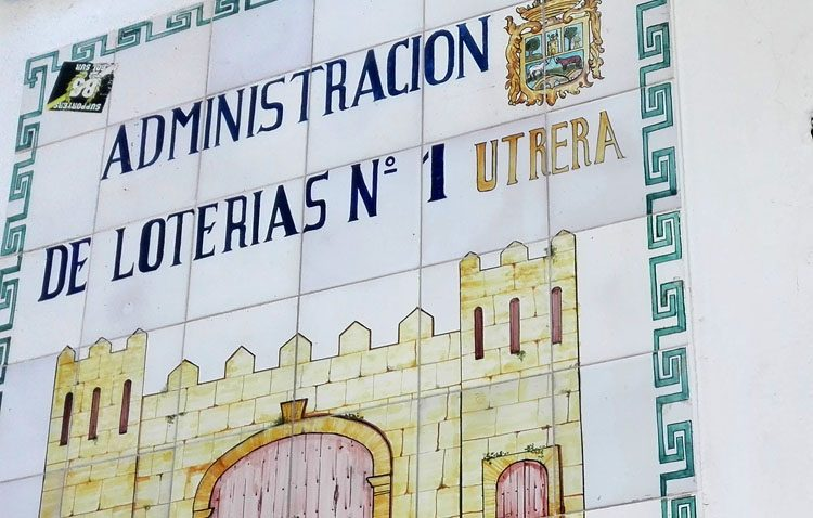 La Lotería Nacional deja su segundo premio en Utrera