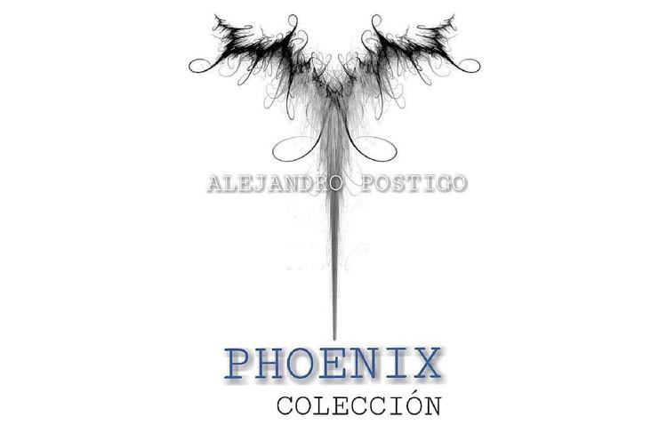 El «resurgir» del trabajo del diseñador utrerano Alejandro Postigo verá la luz con «Phoenix»