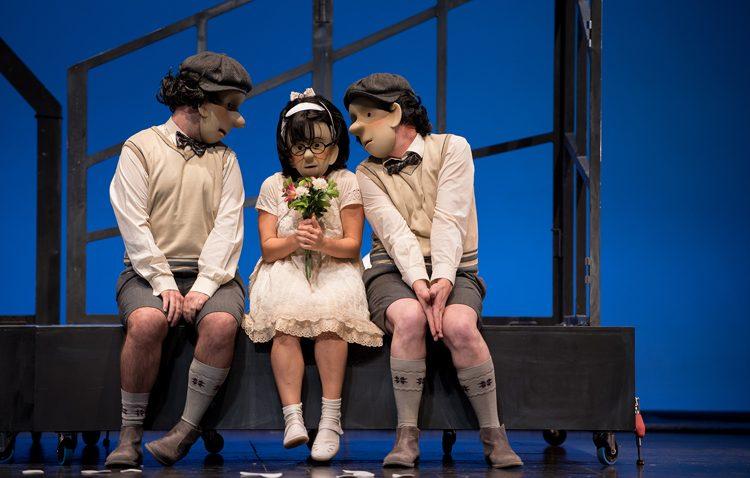 Un espectáculo familiar sobre el amor, en el teatro de Utrera