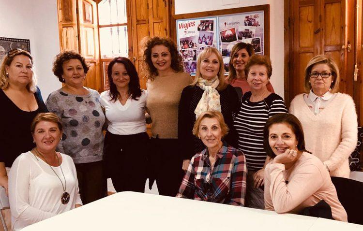 La edil de Participación Ciudadana destaca «las necesidades que cubre» la asociación de fibromialgia