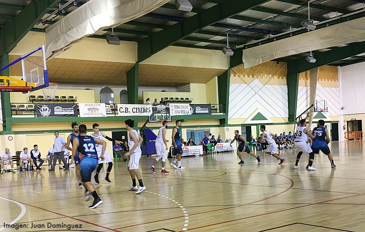 El Club Baloncesto Utrera no cede y mantiene su condición de segundo (52-57)