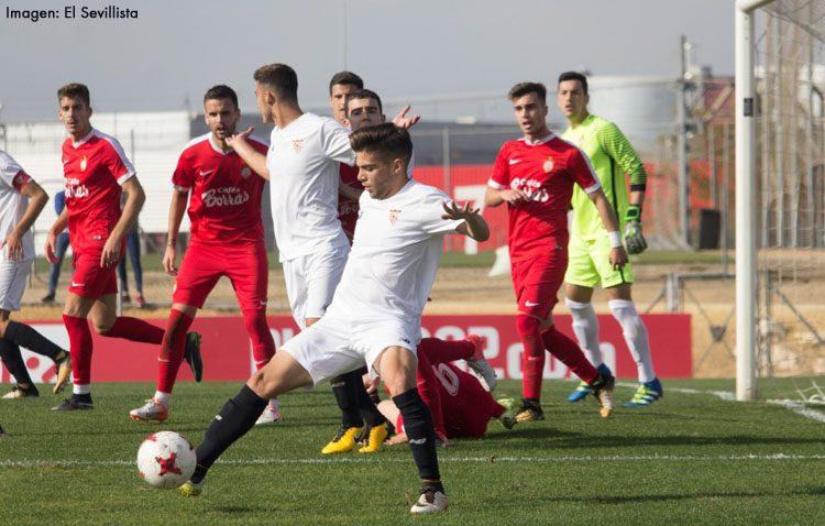 SEVILLA C 1 – 0 C.D. UTRERA: Un Utrera muy superior al rival cae en Sevilla
