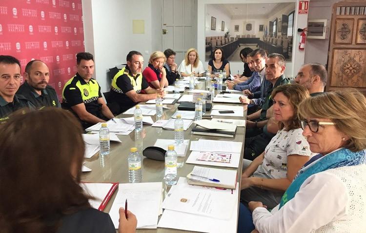 Una reunión de la comisión técnica de violencia de género para analizar los casos registrados en Utrera