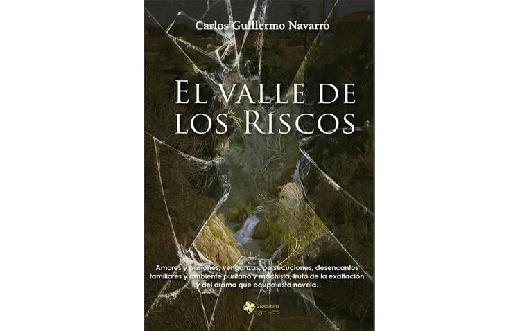 El utrerano Carlos Guillermo Navarro presenta su nuevo libro