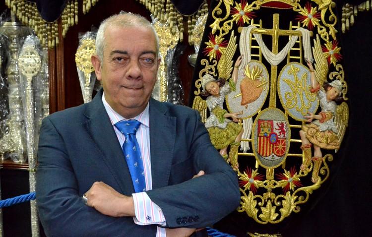 Fallece Emilio Alfaya, hermano mayor de la Quinta Angustia