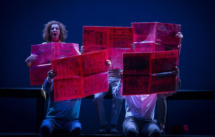 «Els Joglars» visitará el teatro de Utrera con una comedia sobre los medios de comunicación