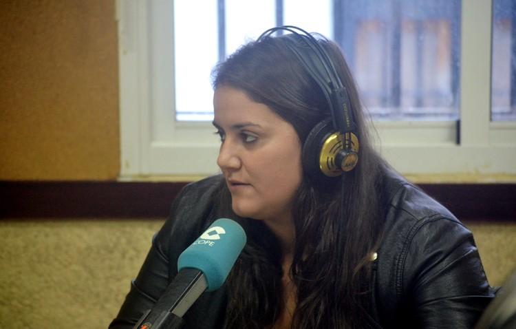 María Moriel hace balance de su paso por «La Voz» (AUDIO)