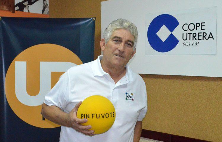 El pinfuvote, un deporte nacido en la escuela