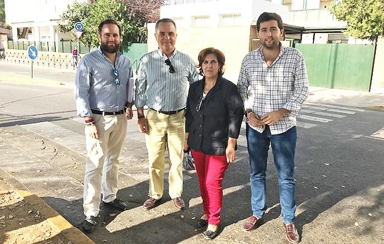 El PP denuncia la falta de profesores en el instituto Ruiz Gijón